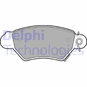 Freinage DELPHI LP1307 (X1)