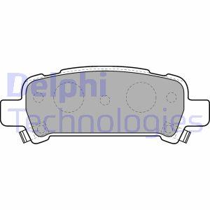 Semelle De Frein Kit De Montage Pour Subaru Forester SG9 2.5 Arrière 02 To 08 TRW Qualité