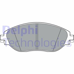 Freinage DELPHI LP3368 (X1)