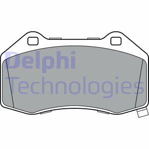 Freinage DELPHI LP3388 (X1)