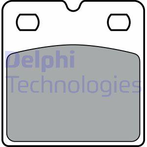 Freinage DELPHI LP3405 (X1)