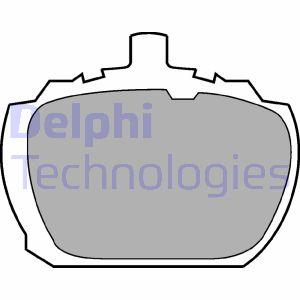 Freinage DELPHI LP510 (X1)