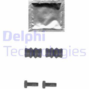Freinage DELPHI LX0327 (Jeu de 5)