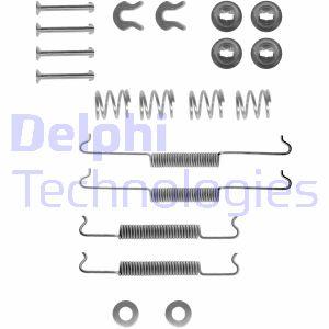 Kit de montage machoires de frein DELPHI LY1009 (X1)