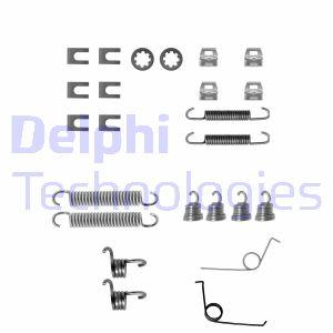 Kit de montage machoires de frein DELPHI LY1015 (X1)