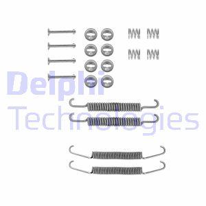 Kit de montage machoires de frein DELPHI LY1017 (Jeu de 20)