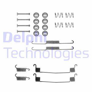 Kit de montage machoires de frein DELPHI LY1023 (Jeu de 22)