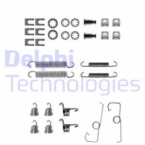 Kit de montage machoires de frein DELPHI LY1053 (Jeu de 30)