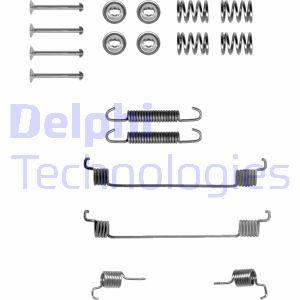 Kit de montage machoires de frein DELPHI LY1061 (Jeu de 18)