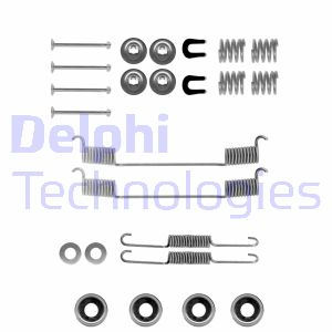 Kit de montage machoires de frein DELPHI LY1081 (X1)