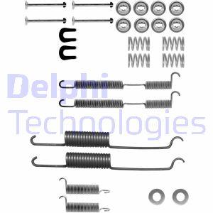 Kit de montage machoires de frein DELPHI LY1092 (X1)