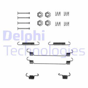 Kit de montage machoires de frein DELPHI LY1112 (X1)