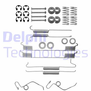 Kit de montage machoires de frein DELPHI LY1164 (X1)
