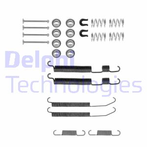 Kit de montage machoires de frein DELPHI LY1234 (X1)