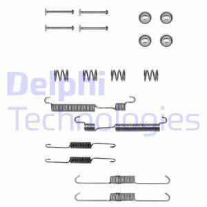 Kit de montage machoires de frein DELPHI LY1244 (Jeu de 22)