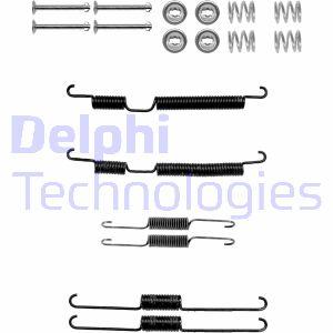 Kit de montage machoires de frein DELPHI LY1309 (Jeu de 18)