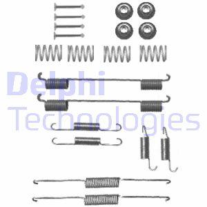 Kit de montage machoires de frein DELPHI LY1345 (Jeu de 20)