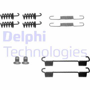 Kit d'accessoires mâchoires de frein de stationnement DELPHI LY1360 (X1)