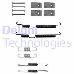 Kit de montage machoires de frein DELPHI LY1375 (X1)