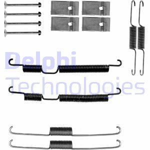 Kit de montage machoires de frein DELPHI LY1417 (X1)