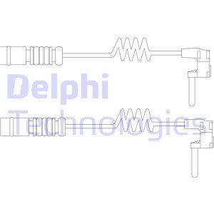 Temoin d'usure de frein DELPHI LZ0232 (X1)