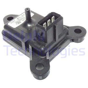 Capteur, pression du tuyau d'admission DELPHI PS10094-12B1 (X1)