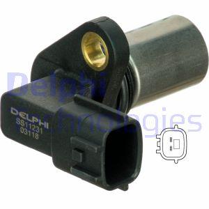 Capteur d'angle DELPHI SS11231 (X1)