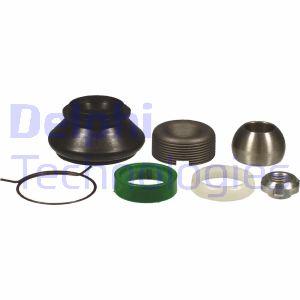 Kit de réparation boulon àrotule de barre de connexion DELPHI TD329W (X1)