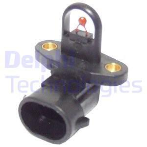 Capteur, température de l'air d'admission DELPHI TS10224-12B1 (X1)