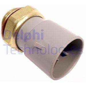 Interrupteur de temperature, ventilateur de radiateur DELPHI TS10297 (X1)