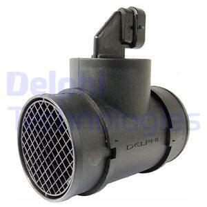 Capteur, température extérieure DELPHI TS10454-12B1 (X1)