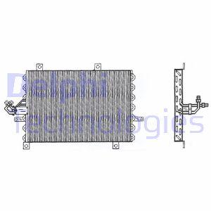 Condenseur / Radiateur de climatisation DELPHI TSP0225305 (X1)