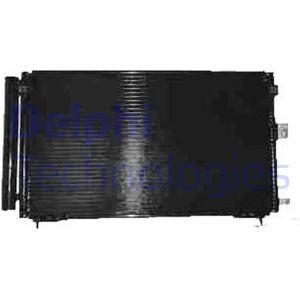 Condenseur / Radiateur de climatisation DELPHI TSP0225311 (X1)