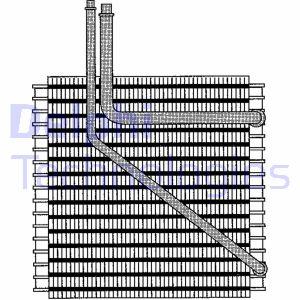 Evaporateur DELPHI TSP0525058 (X1)