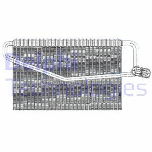 Evaporateur DELPHI TSP0525156 (X1)