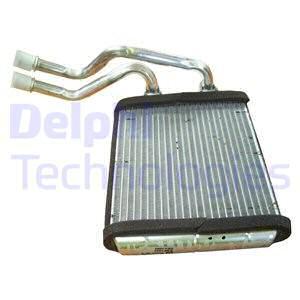Radiateur de chauffage DELPHI TSP0525537 (X1)