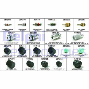Kit de réparation DELPHI TSP0695024 (X1)