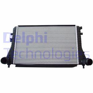 Intercooler radiateur de turbo DELPHI TSP0755001 (X1)
