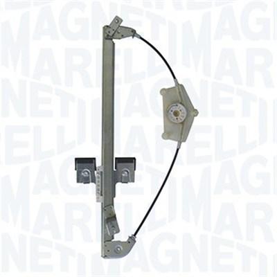 Mecanisme de leve vitre MAGNETI MARELLI 350103151600 (X1)