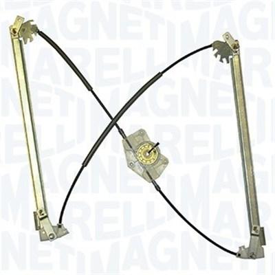 Mecanisme de leve vitre avant MAGNETI MARELLI 350103164100 (X1)