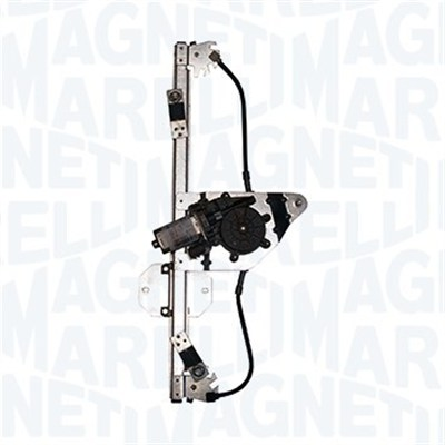Mecanisme de leve vitre MAGNETI MARELLI 350103172600 (X1)