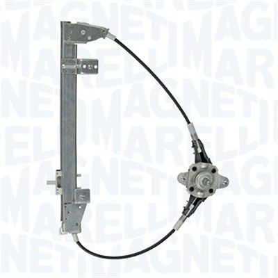 Mecanisme de leve vitre MAGNETI MARELLI 350103179400 (X1)
