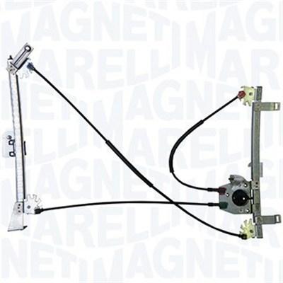 Mecanisme de leve vitre avant MAGNETI MARELLI 350103185400 (X1)
