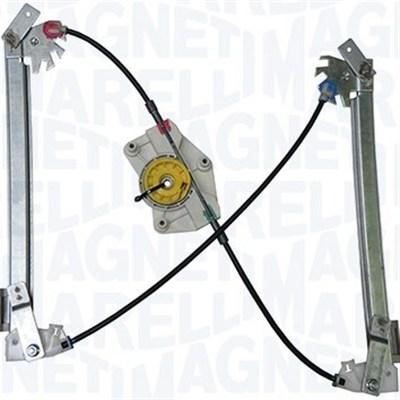 Mecanisme de leve vitre arriere MAGNETI MARELLI 350103190400 (X1)