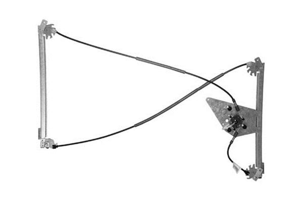 Mecanisme de leve vitre avant MAGNETI MARELLI 350103579000 (X1)