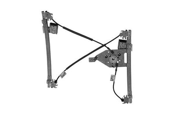 Mecanisme de leve vitre avant MAGNETI MARELLI 350103873000 (X1)