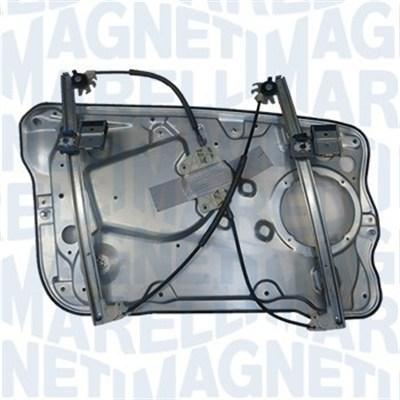 Mecanisme de leve vitre avant MAGNETI MARELLI 350103167100 (X1)