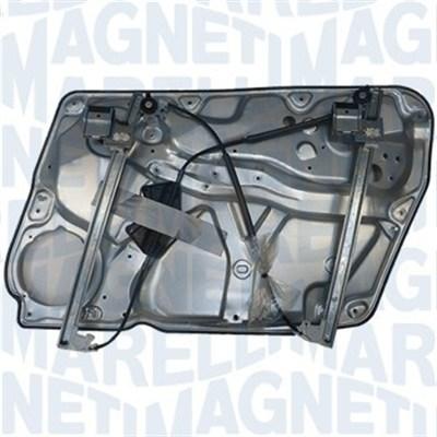 Mecanisme de leve vitre avant MAGNETI MARELLI 350103169700 (X1)
