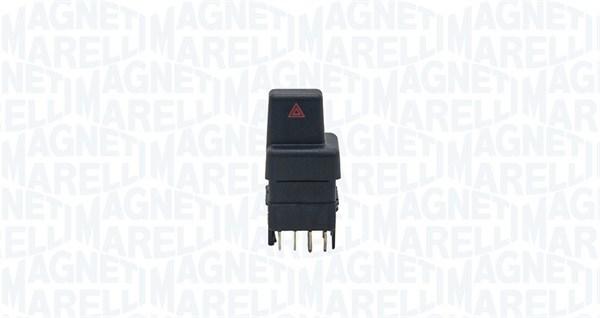 Commandes Eclairages / Signalisation/ Essuyage MAGNETI MARELLI 000042663010 (X1)