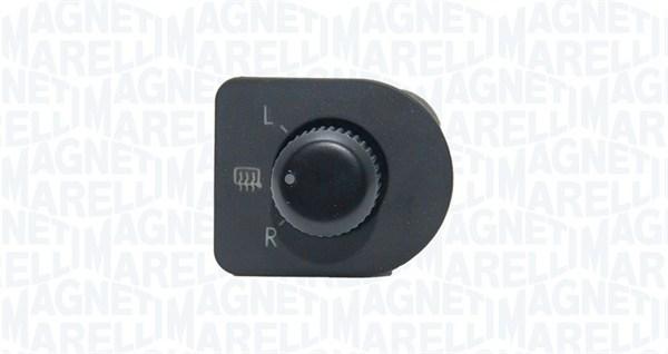 Commande, ajustage du miroir MAGNETI MARELLI 000051005010 (X1)